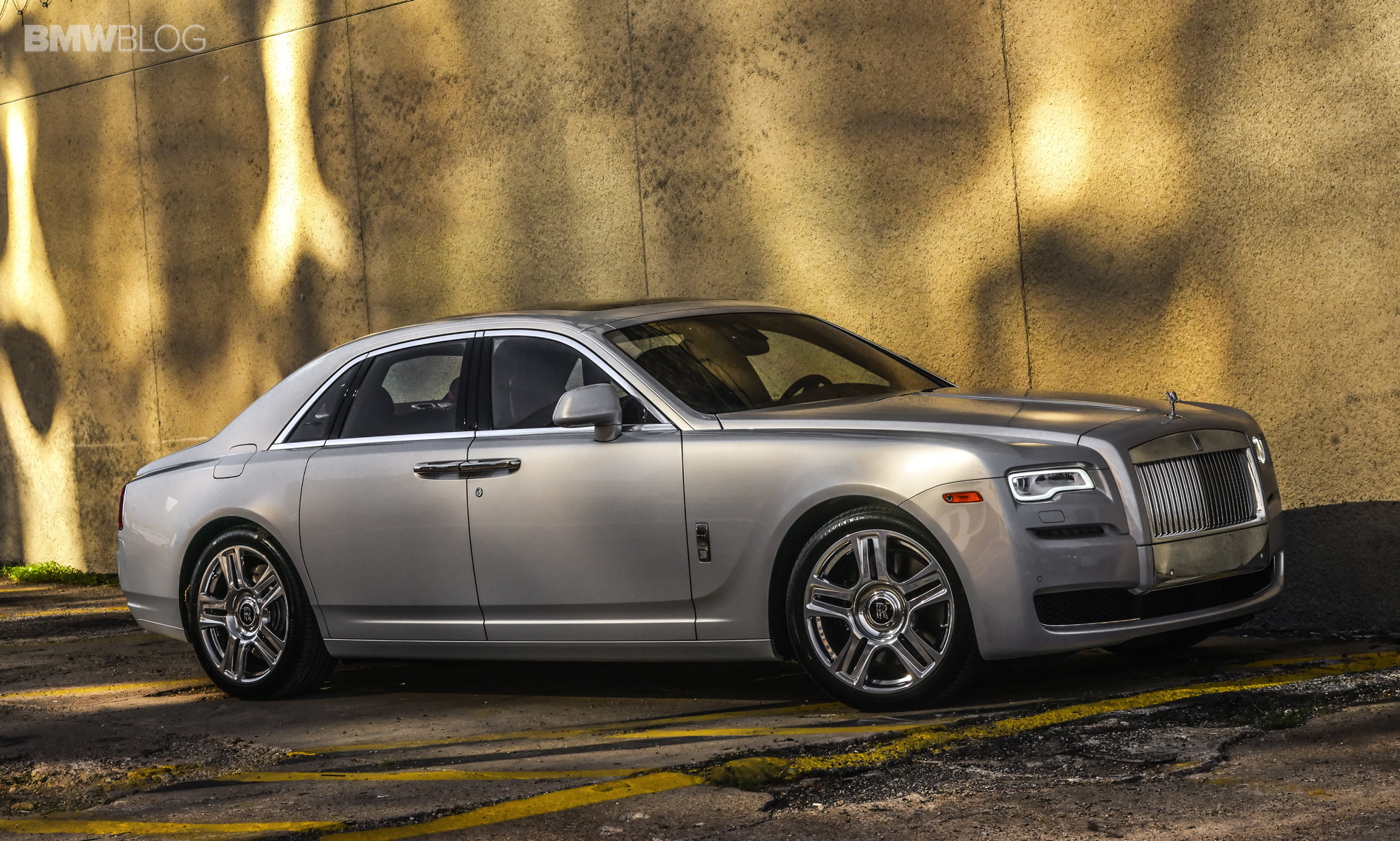 2015 Rolls royce Ghost Series Ii #11