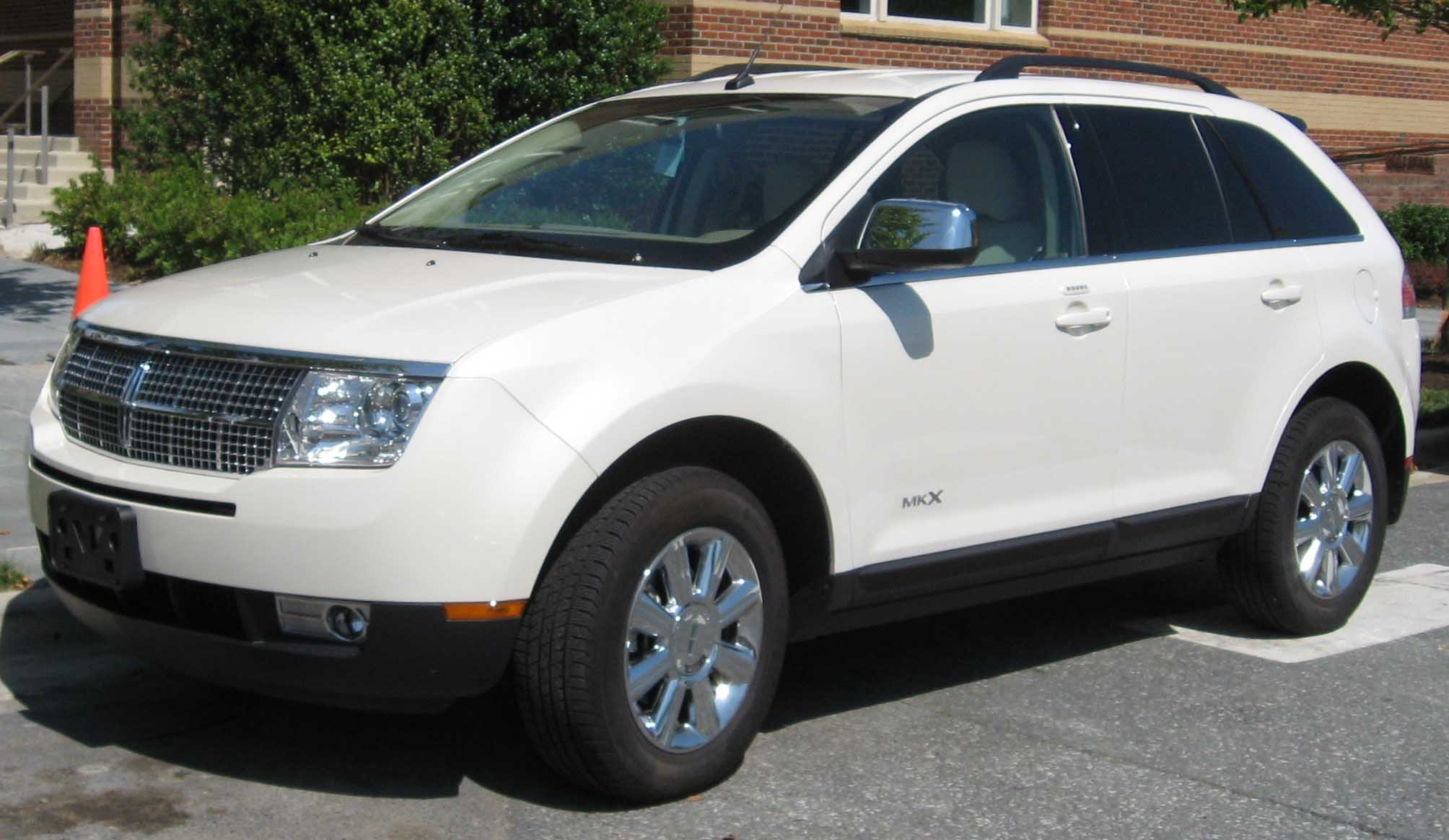 2007 Lincoln Mkx #5
