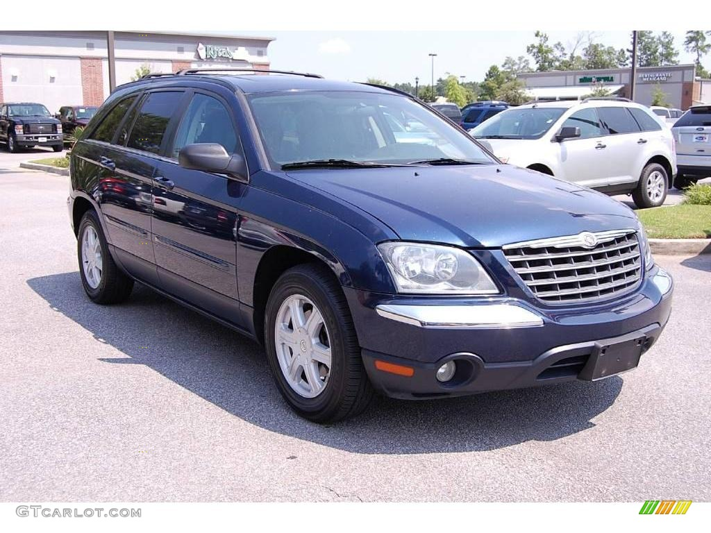 2005 Chrysler Pacifica #13