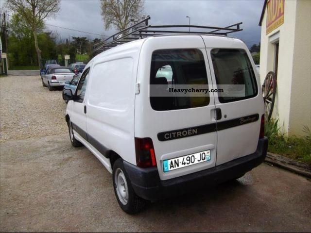 1997 Citroen Berlingo #6