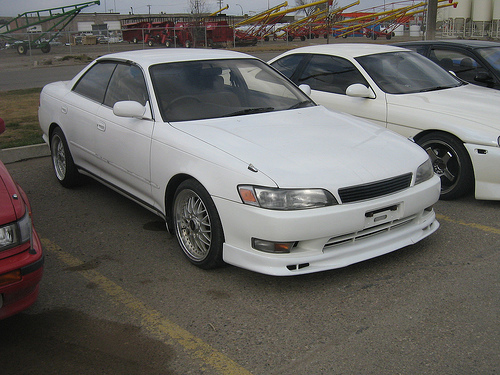 Toyota Mark II #16