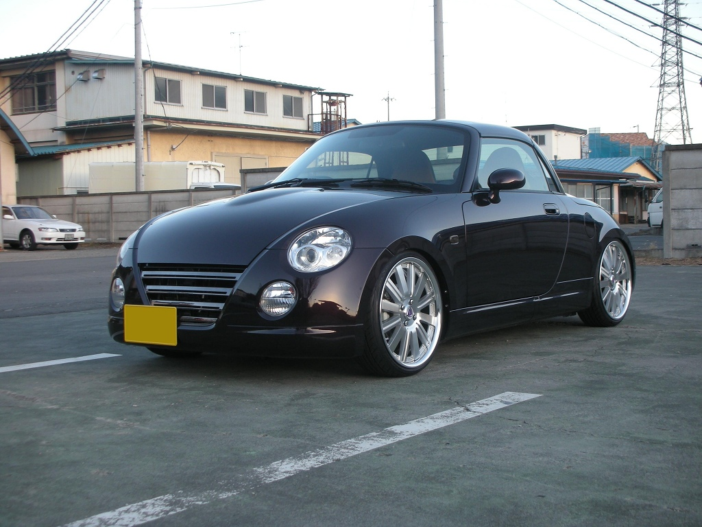 2009 daihatsu copen photos informations articles. Black Bedroom Furniture Sets. Home Design Ideas