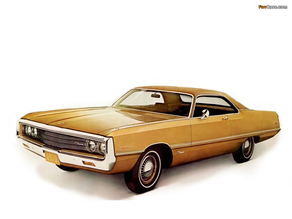 1970 Chrysler Cordoba #2