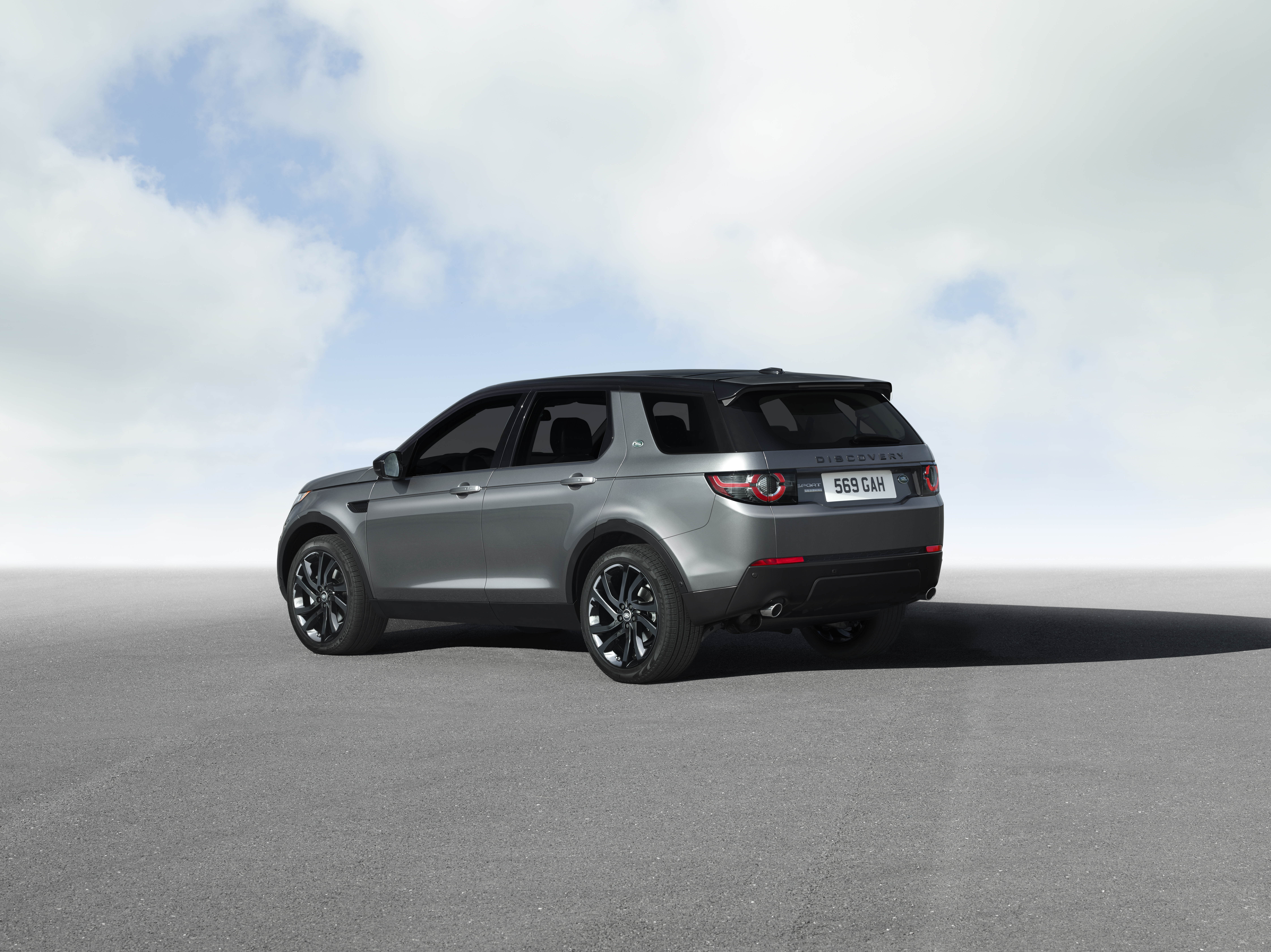 Land Rover Discovery Sport #16