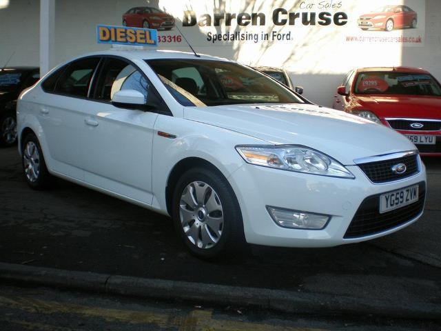 2009 Ford Mondeo #10