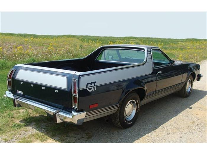 1979 ford ranchero photos informations articles bestcarmagcom - 1979 Ford Ranchero