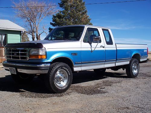 1992 Ford F-250 #12