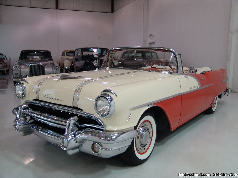 1956 Pontiac Star Chief #11