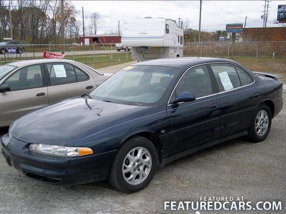 2001 Oldsmobile Intrigue #9