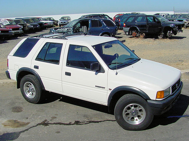 1995 Honda Passport #5