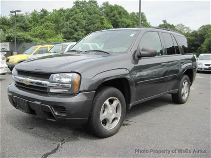 2007 Chevrolet Trailblazer #11