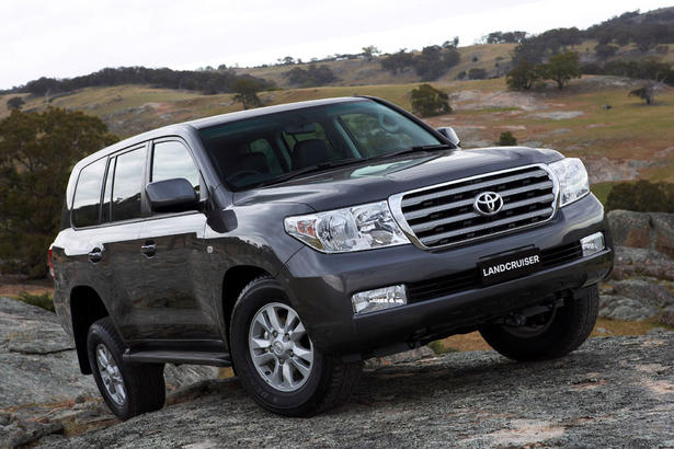 2008 Toyota Land Cruiser #2