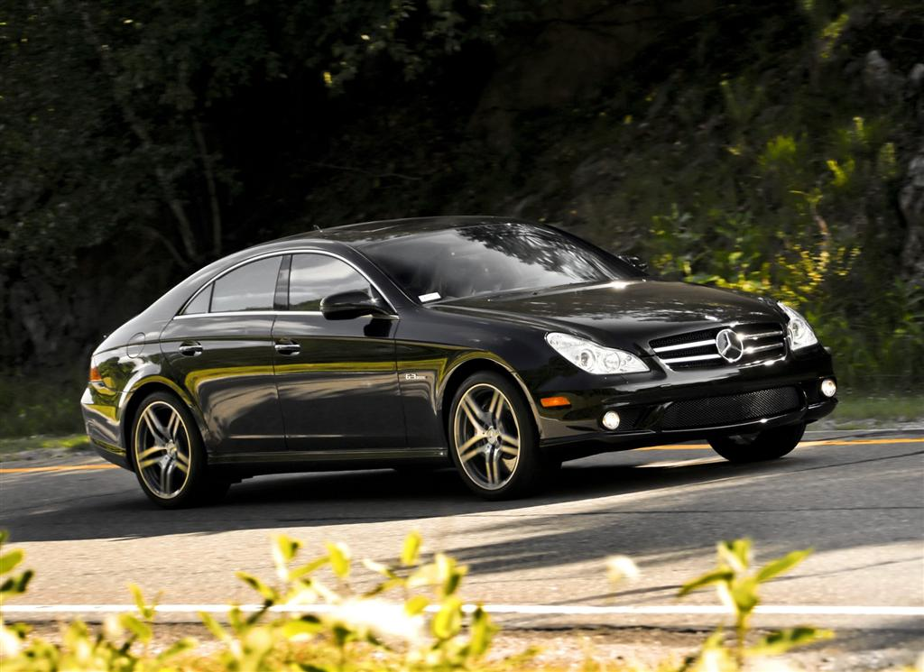 2010 Mercedes-Benz CL #5