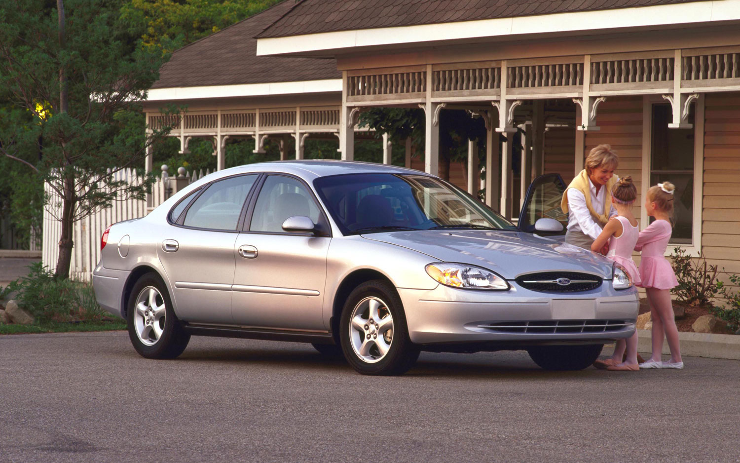 2001 Mercury Sable #5