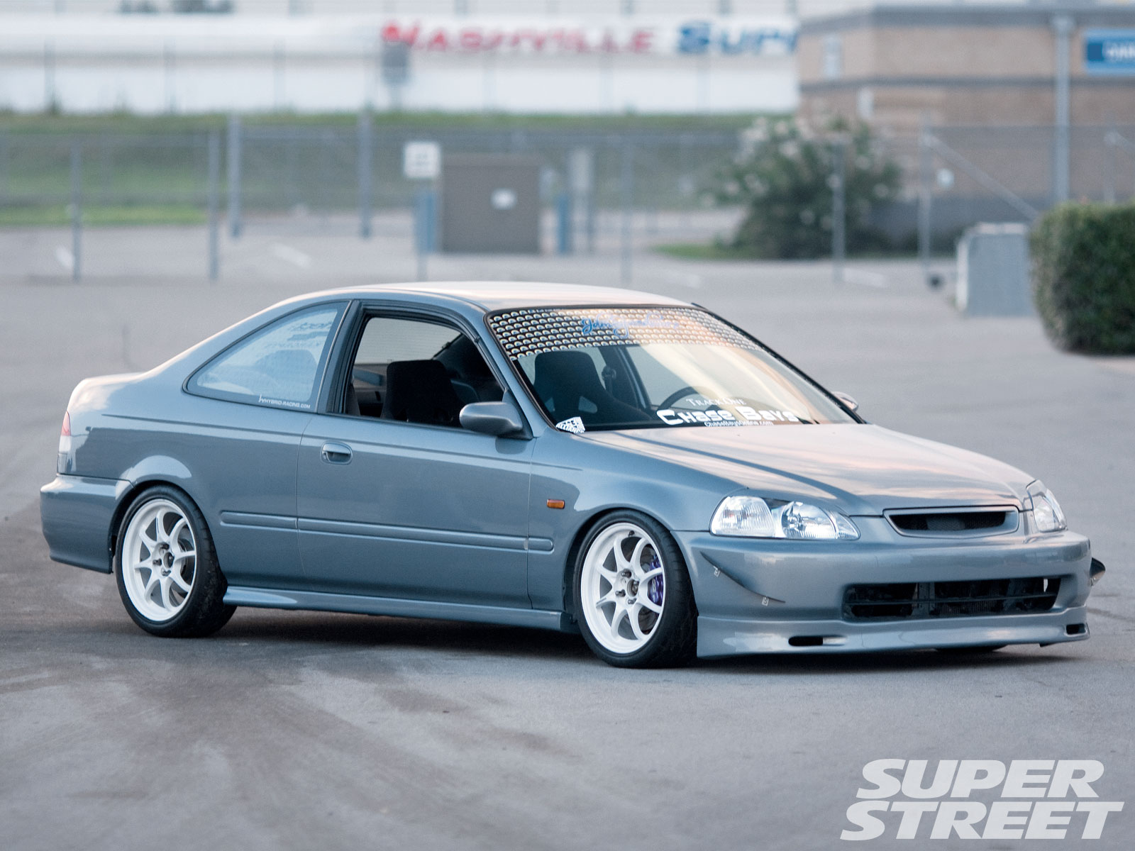 1997 Honda Civic #6