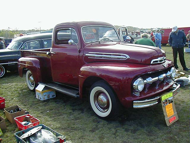 1952 Ford F #7