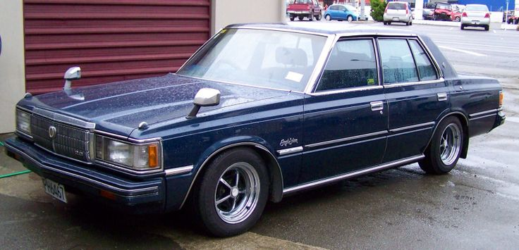 1981 Toyota Crown #3