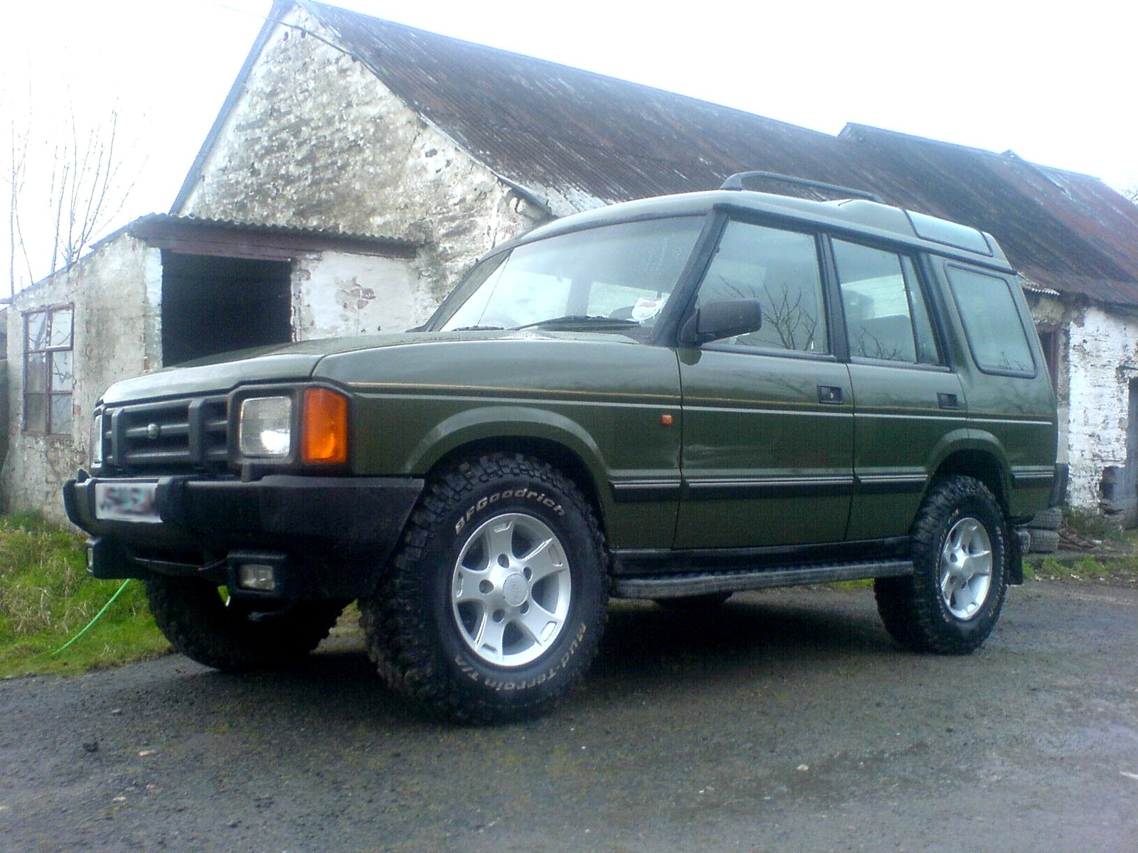 1994 Land Rover Discovery #10