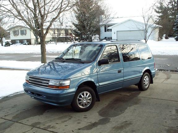 1995 Plymouth Voyager #11