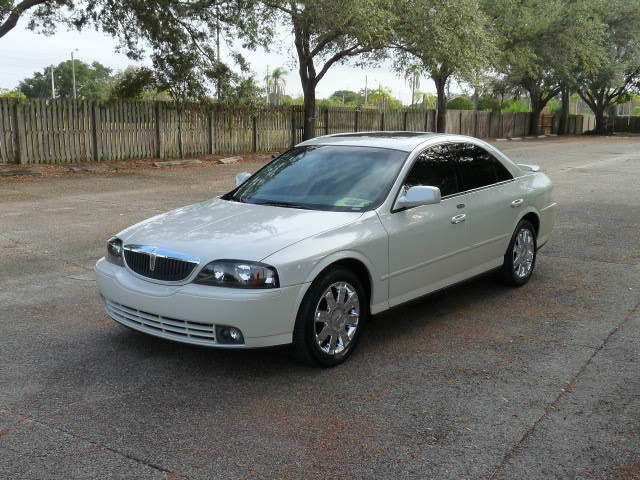2004 Lincoln Ls #8