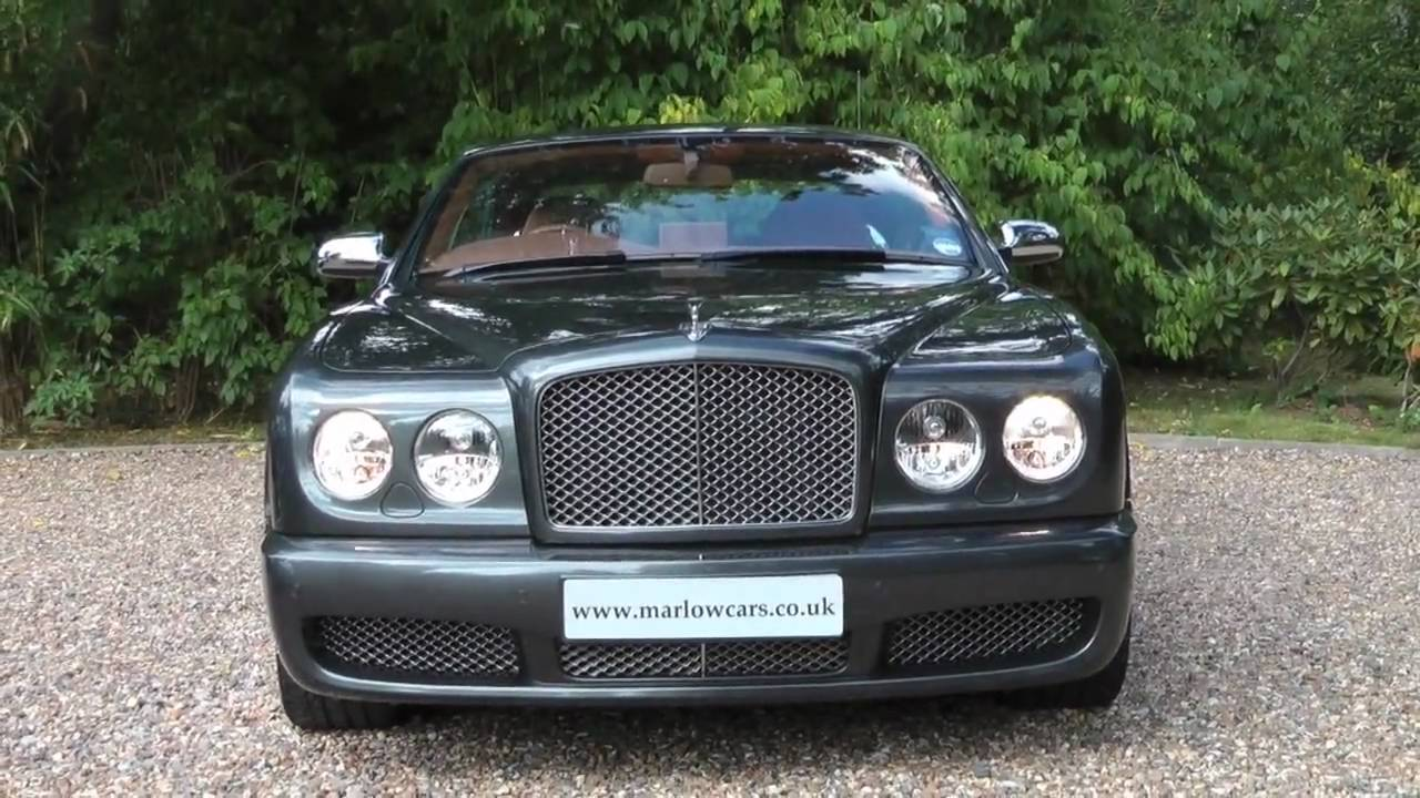 2010 Bentley Brooklands #7