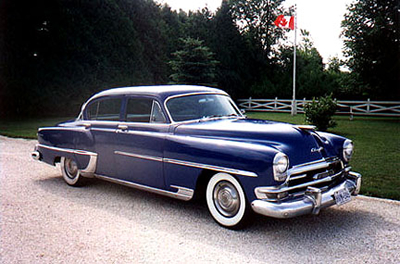 1952 Chrysler Windsor #11