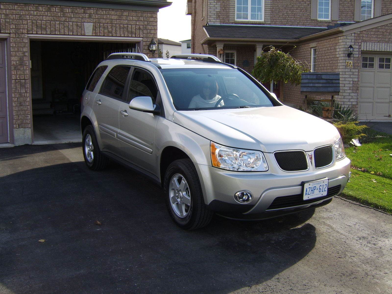 2007 Pontiac Torrent #8