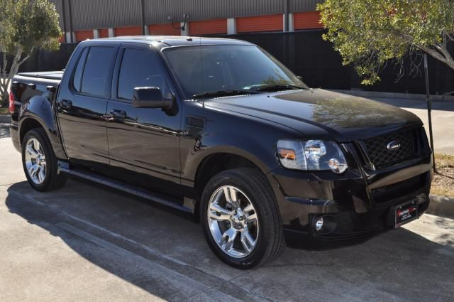2008 Ford Explorer Sport Trac #5