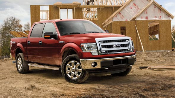 2014 Ford F-150 #15
