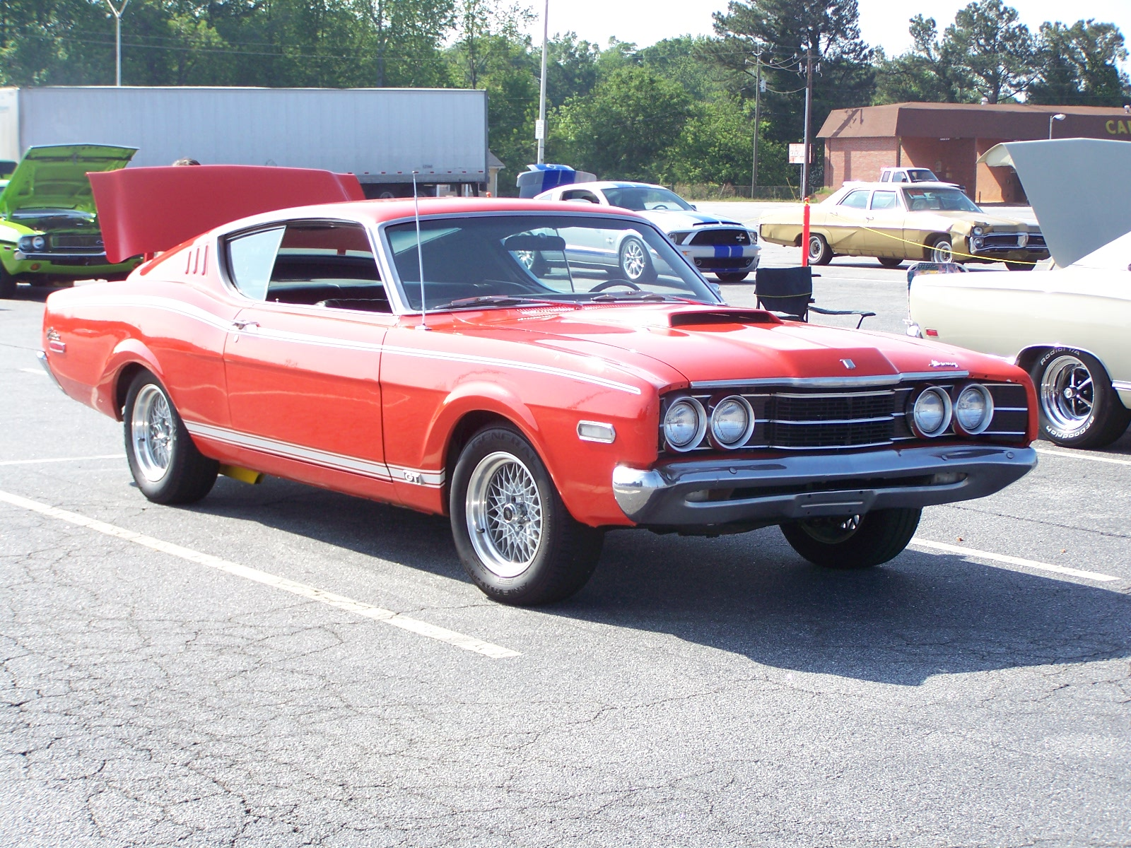 Mercury Cyclone #4