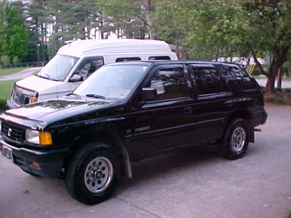 1994 Honda Passport #8
