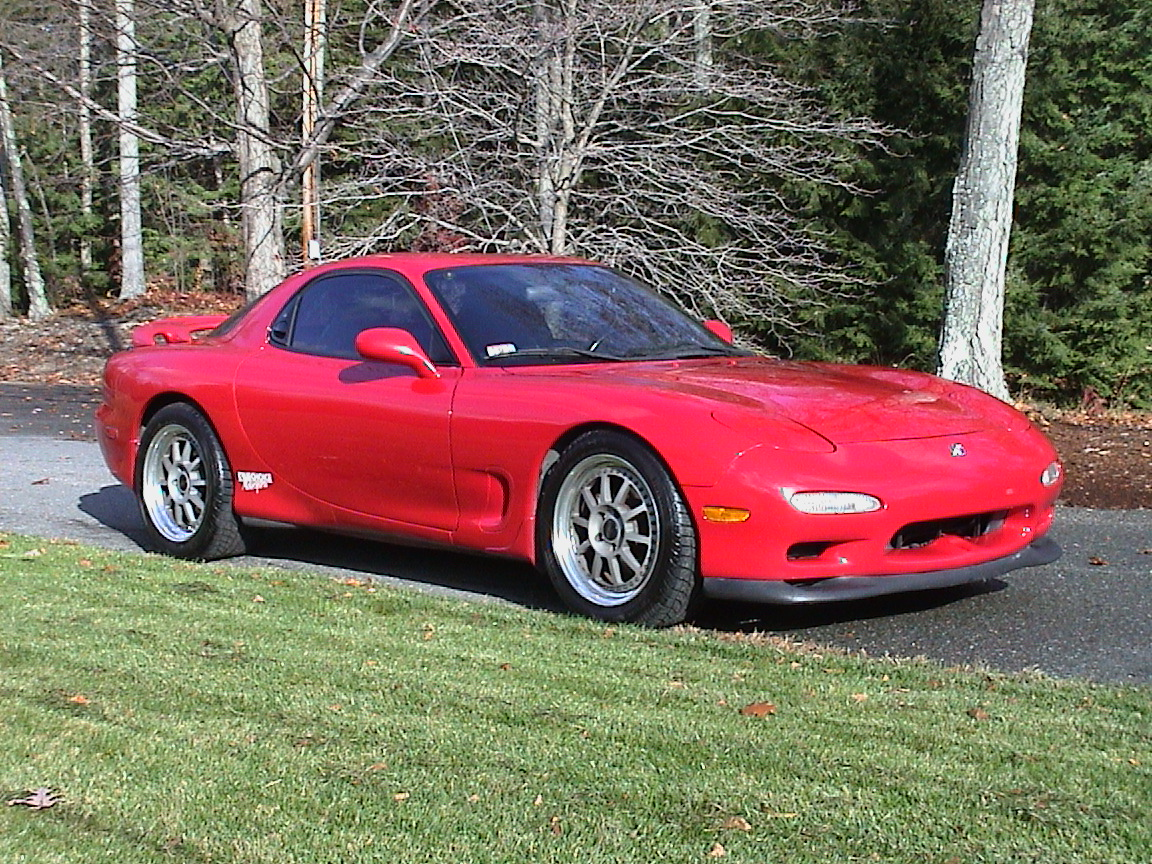 1995 Mazda Rx 7 Photos Informations Articles 1993 Rotary Engine Diagram 1