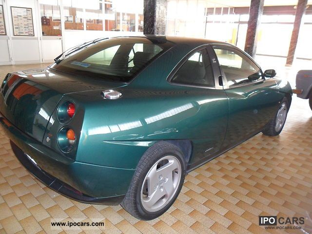 1995 Fiat Coupe #14
