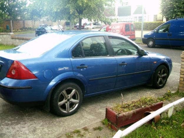 2001 Ford Mondeo #12