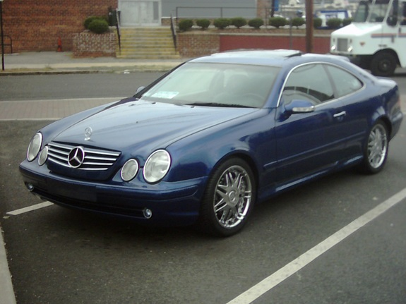 2000 Mercedes-Benz CLK #7