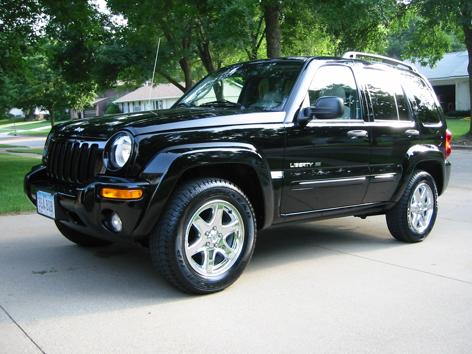 2003 Jeep Liberty s Informations Articles BestCarMag