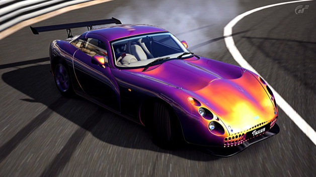 2000 TVR Speed 12 #3