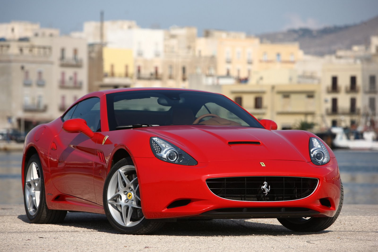 Ferrari California #7