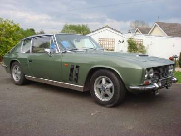 1968 Jensen Interceptor #3