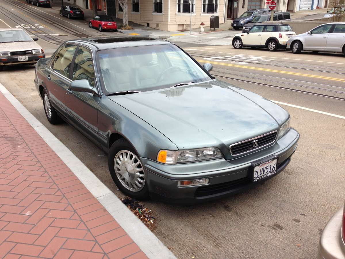 1994 Acura Legend Photos Informations Articles
