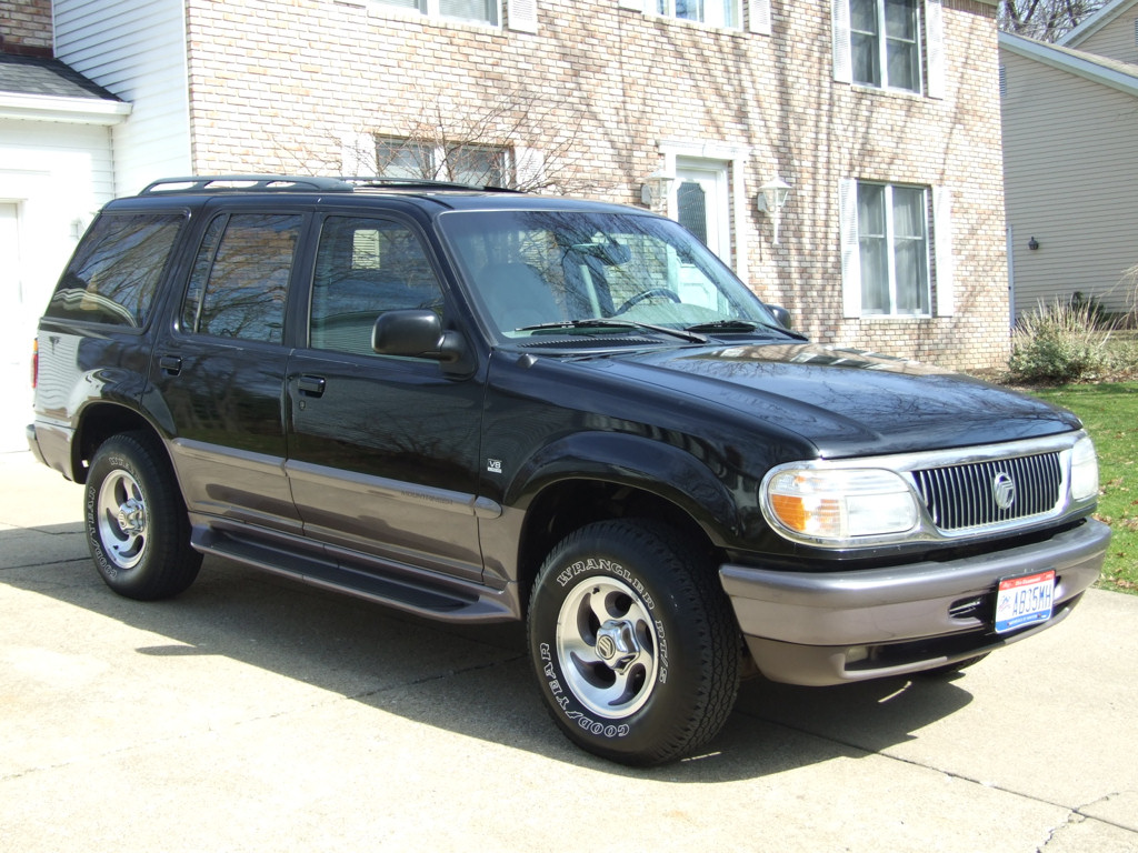 1997 Mercury Mountaineer #3