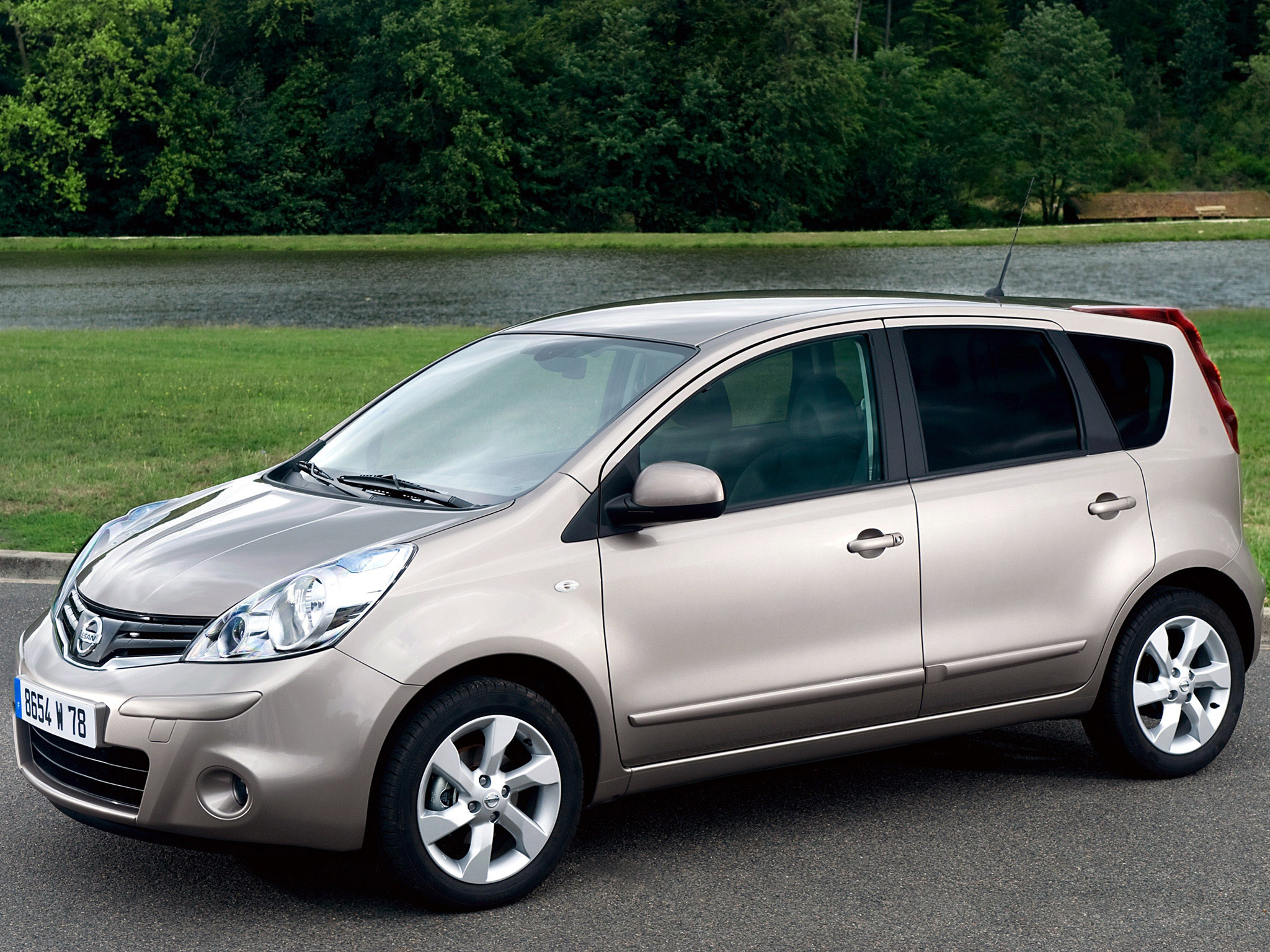 2008 Nissan Note #7