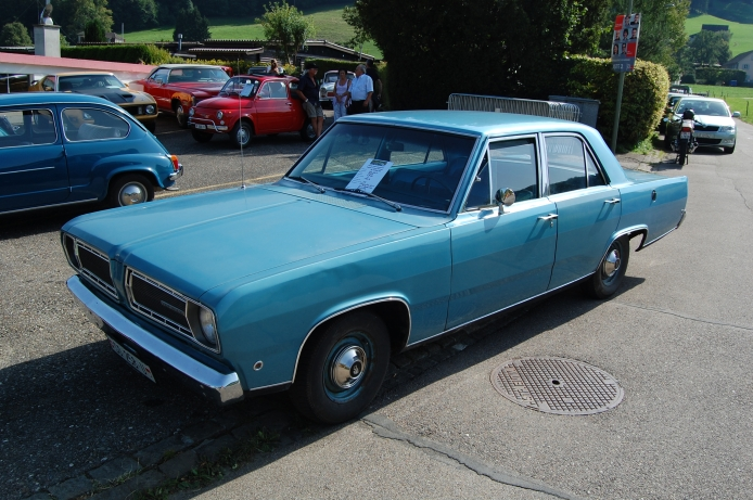 1973 Chrysler Valiant #17