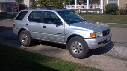 1999 Honda Passport #2