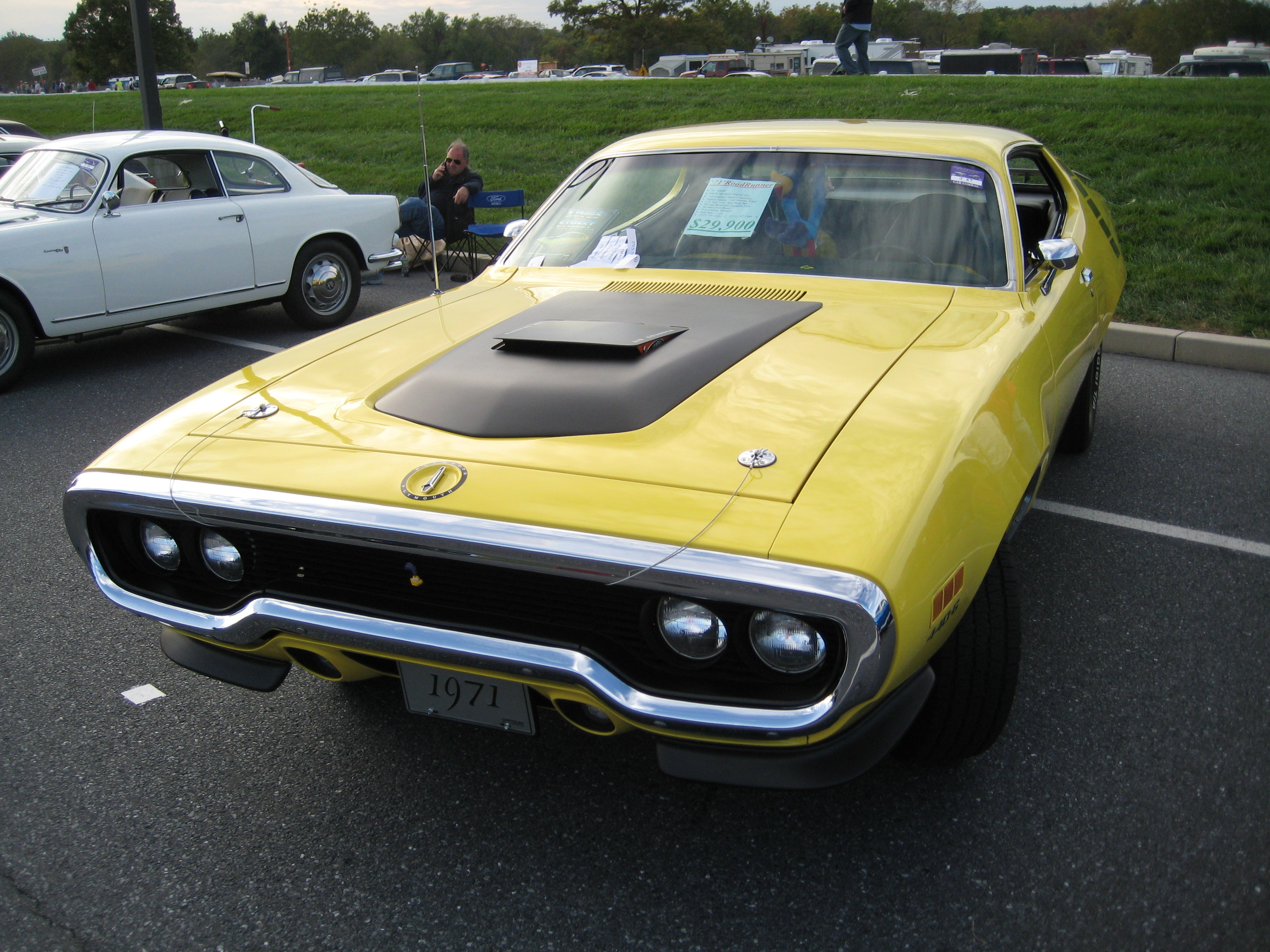 1971 Plymouth Road Runner #17