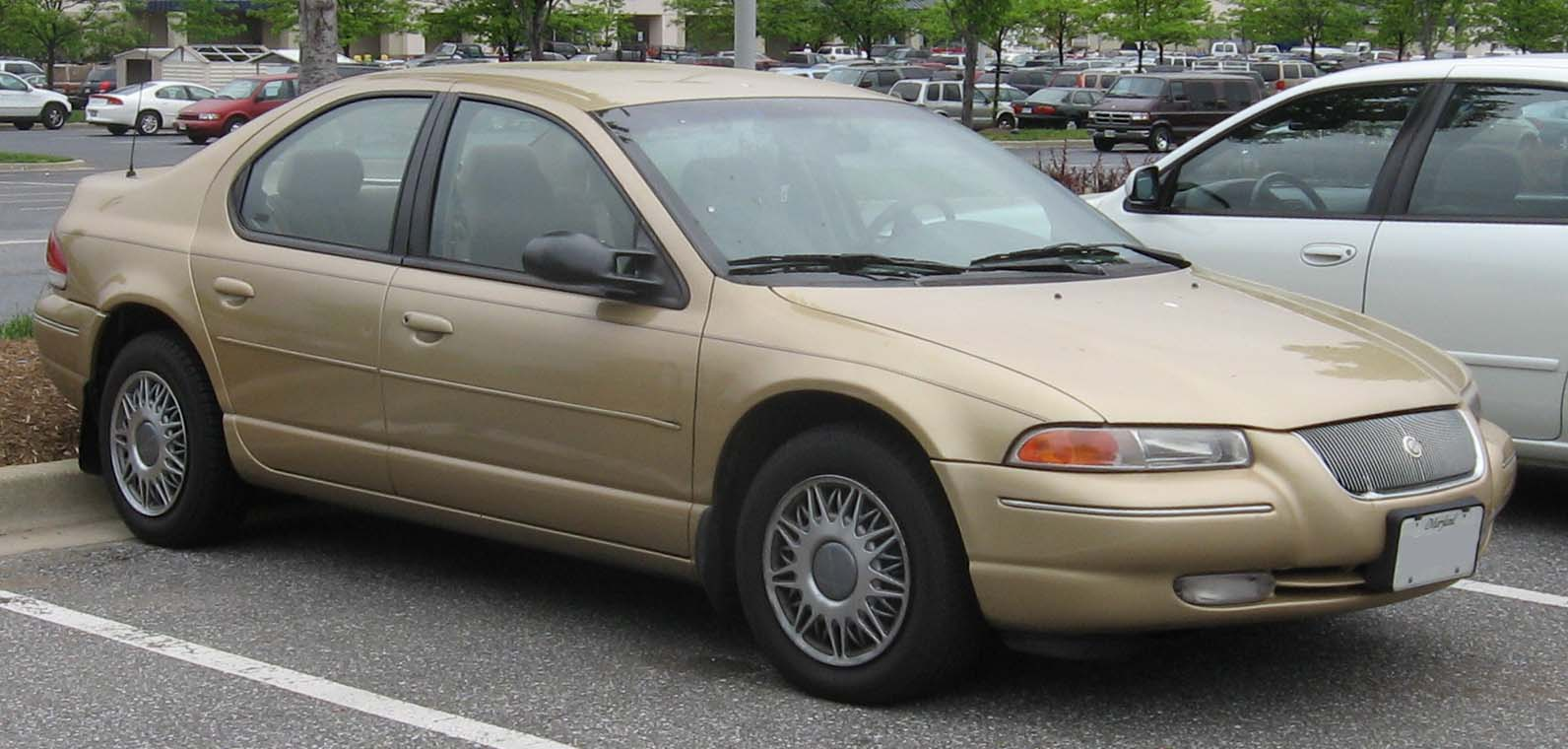 1998 Chrysler Cirrus #12