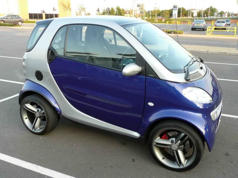 2002 Smart ForFour #2