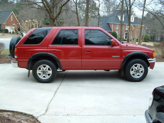1997 Honda Passport #1
