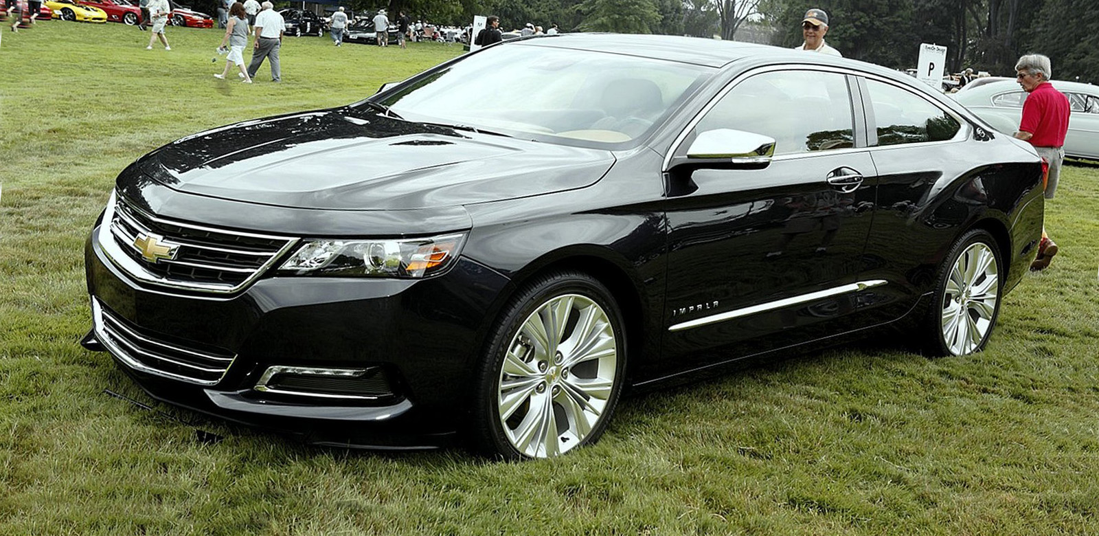 2015 Chevrolet Impala Photos Informations Articles Wiring Diagram 5