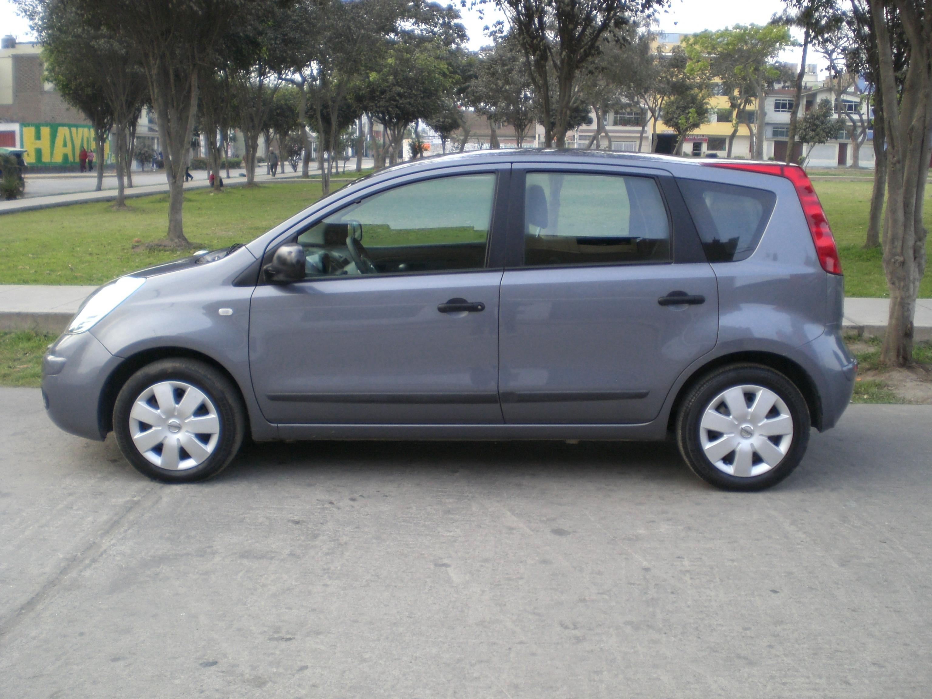 2008 Nissan Note #17